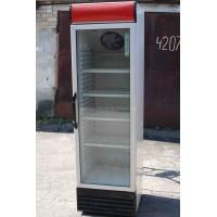 Торговый холодильник для бизнеса со стеклянной дверью (пиво, вода) Б/У