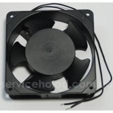 Вентилятор холодильника типа Sunon 120*120мм.